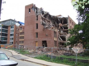 General Demolition Contractor in Raynham, Mass